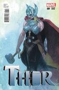 Thor Vol 4 1 Ribic Variant