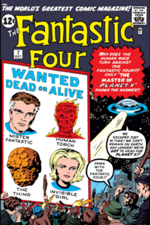 Fantastic Four Vol 1 7