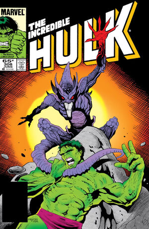 Incredible Hulk Vol 1 308