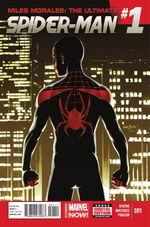 Miles Morales Ultimate Spider-Man Vol 1 1