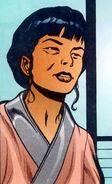 Mrs. Ezaki (Earth-616) from Shadowmasters Vol 1 2 0001