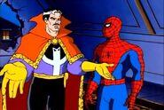 Peter Parker & Stephen Strange (Earth-92131)