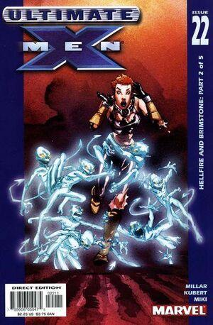 Ultimate X-Men Vol 1 22