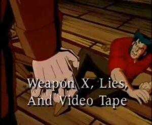 X-Men- The Animated Series Season 4 8