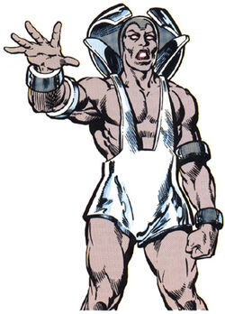 Ahmet Abdol (Earth-616) from Official Handbook of the Marvel Universe Vol 2 18 001