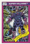 Galactus (Earth-616) from Marvel Universe Cards Series I 0001