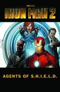 Iron Man 2 Agents of S.H.I.E.L.D. Vol 1 1 Textless