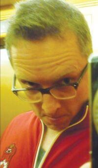 James Robinson from Resurrxtion Spotlight Vol 1 1 0001