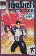 Punisher War Journal Vol 1 40