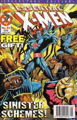Essential X-Men Vol 1 43