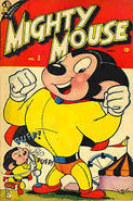 Mighty Mouse Comics Vol 1 3