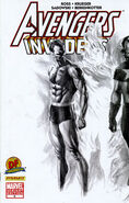 Avengers Invaders Vol 1 6 Dynamic Forces