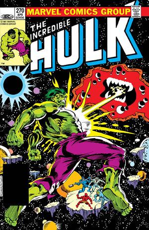 Incredible Hulk Vol 1 270