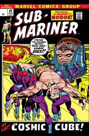 Sub-Mariner Vol 1 49