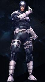 Bullseye (Lester) (Earth-TRN012) from Marvel Future Fight 001