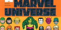 Official Handbook of the Marvel Universe Master Edition Vol 1 6