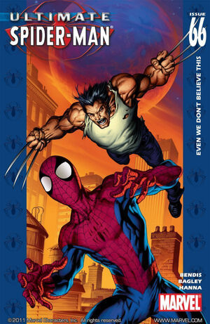 Ultimate Spider-Man Vol 1 66