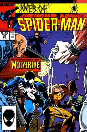 Web of Spider-Man Vol 1 29