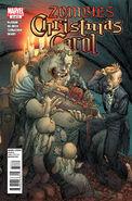 Marvel Zombie Christmas Carol Vol 1 3