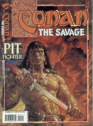 Conan the Savage Vol 1 2