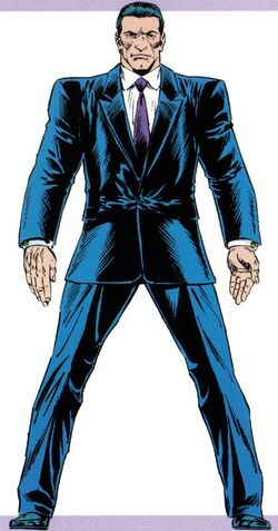 Foreigner (Earth-616) from Official Handbook of the Marvel Universe Master Edition Vol 1 26 0001