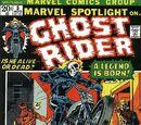 Comics:Marvel Spotlight Vol 1