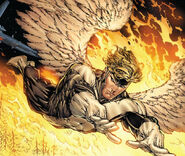 Warren Worthington III (Earth-616) from X-Men Messiah Complex Vol 1 1 001