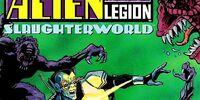 Alien Legion: Slaughterworld TPB Vol 1