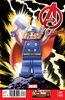 Avengers Vol 5 21 LEGO Variant