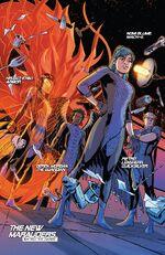 New Marauders (Earth-616) from X-Men Blue Vol 1 4 001