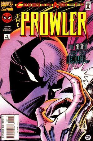 Prowler Vol 1 1