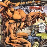 Sasquatch (Beast) (Earth-616) -Alpha Flight Vol 2 5 003
