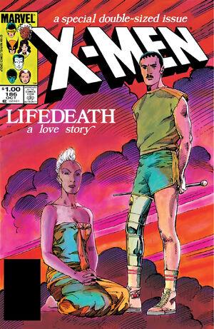 Uncanny X-Men Vol 1 186