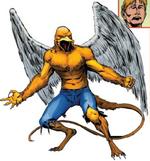 Gary Wilton, Jr. (Earth-616) from Avengers Roll Call Vol 1 1 0001