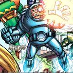 Quasi-Motivational Destruct Organism (Earth-20051) Captain America & the Korvac Saga Vol 1 1