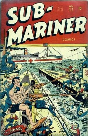Sub-Mariner Comics Vol 1 17