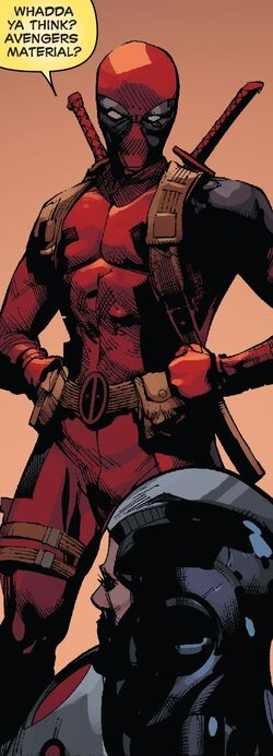 Wade Wilson (Earth-616) from Avengers & X-Men AXIS Vol 1 3 001