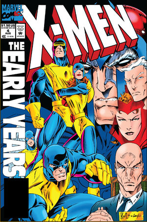 X-Men The Early Years Vol 1 4