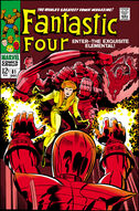 Fantastic Four Vol 1 81