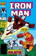 Iron Man Vol 1 206
