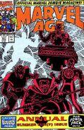 Marvel Age Vol 1 101