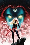 Ms. Marvel Vol 2 50 Renaud Variant Textless
