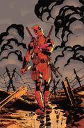 X-Men Battle of the Atom Vol 1 1 Deadpool Variant Textless