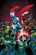 Captain America Vol 6 10 Textless