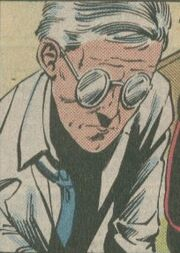 Gregson Gilbert from Power Pack Vol 1 7