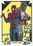 Peter Parker (Earth-616) from Todd Macfarlane (Trading Cards) 0004