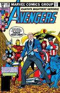 Avengers Vol 1 201