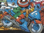 Captain America's Cycle