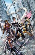 Astonishing X-Men Vol 3 50 Textless