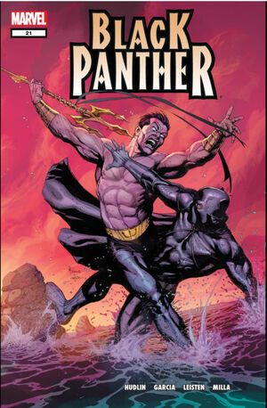 Black Panther Vol 4 21
